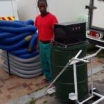 Cellulose Fibre Removal Machine