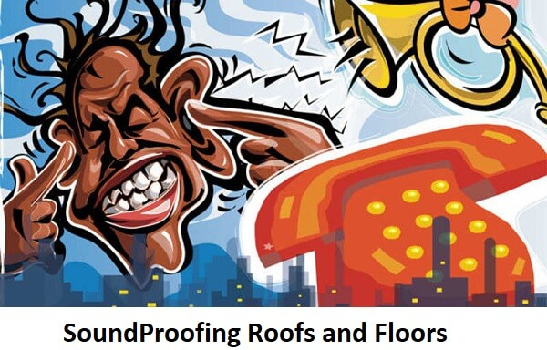 SoundProofing Roofs and Floors